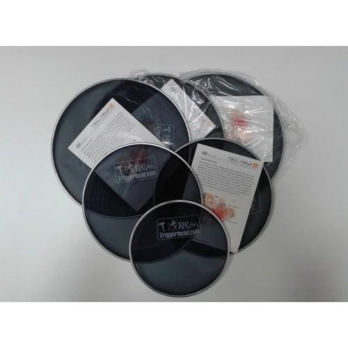 Набор кевларовых пластиков для Alesis DM10 X Kit