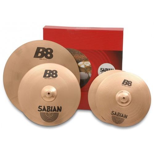 Sabian B8 Performance Set  набор тарелок