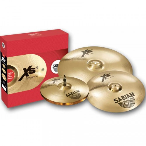 Sabian XS20 Performance set набор тарелок
