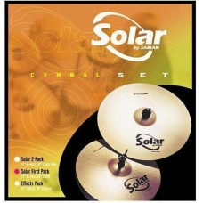 Sabian SOLAR First pack(13/16)