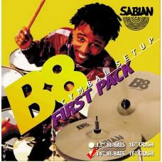 Sabian B8 First Pack (14/16)