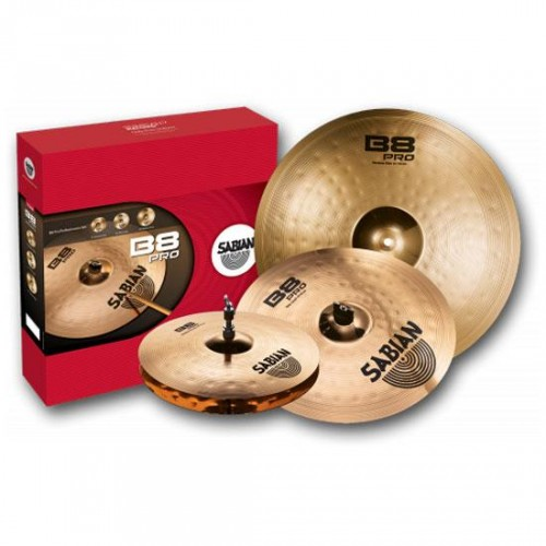 Sabian B8 PRO Performance Set  набор тарелок