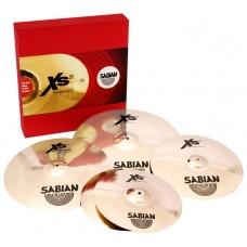 Sabian XS20 Performance set PLUS