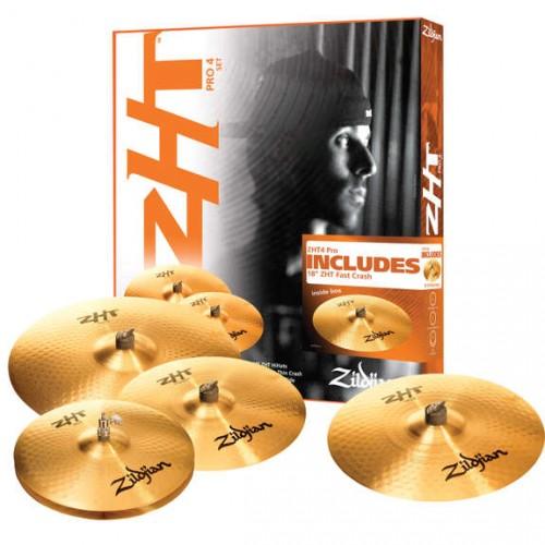 Zildjian ZHT Rock 2009 Promo Cymbal Box Set  набор тарелок