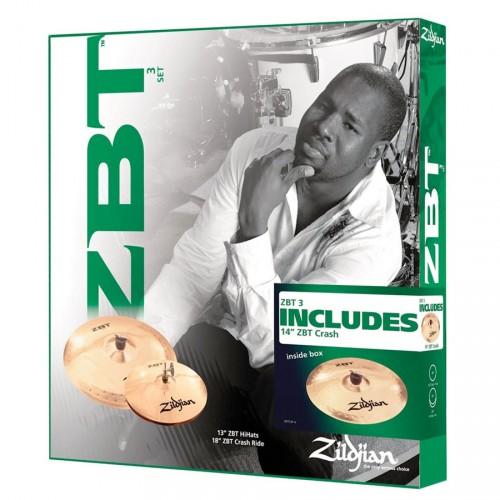 Zildjian ZBTS3P-9 ZBT 3 Starter набор тарелок