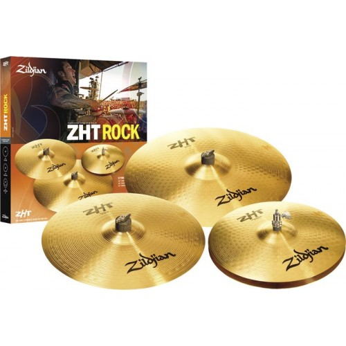 Zildjian ZHT Rock 4 Pack набор тарелок