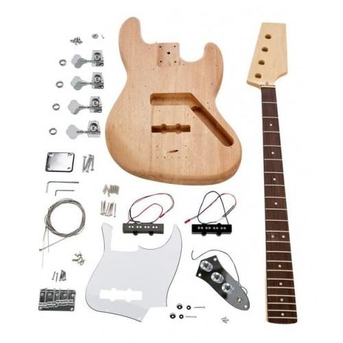Набор сделай-сам Jazz Bass бас-гитару (гитарный конструктор)