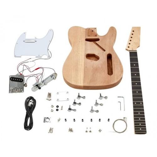 Набор сделай сам гитару Fender Telecaster (гитарный конструктор)