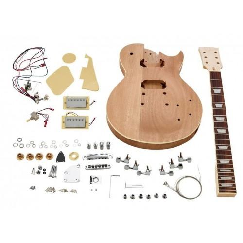 Набор сделай сам гитару Les Paul (гитарный конструктор)