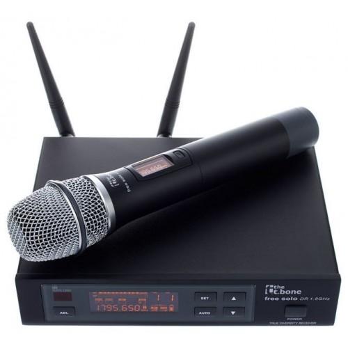 Радиомикрофон the t.bone free solo HT 1.8 GHz