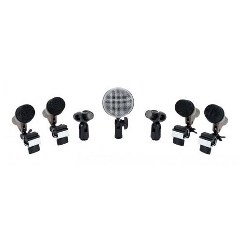Набор барабанных микрофонов the t.bone DC 1500