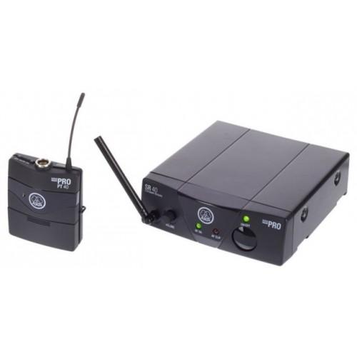 Радиосистема AKG WMS 40 Mini Instrument ISM3