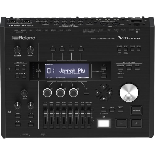Звуковой модуль Roland TD-50