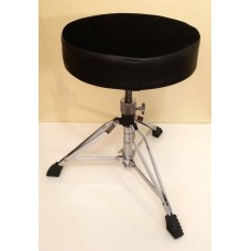 Стульчик барабанщика DT-400 (черный)