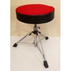 Стульчик барабанщика DT-400 (красный)